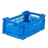 MINIBOX / Caisse pliable et empilable small / Folding crate / Bodacious