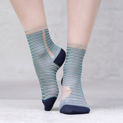 Chaussettes Notting Hill Blue