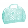 Panier Retro large Mint