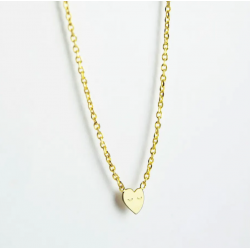 Collier court Coeur