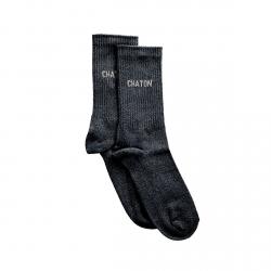 Chaussettes à paillettes Connasse