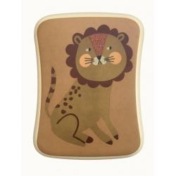 Lunchbox en bambou / Lion