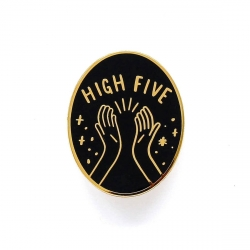 Pin's High Five