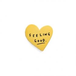 Pin's Feeling Good