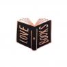 Pin's Love Books