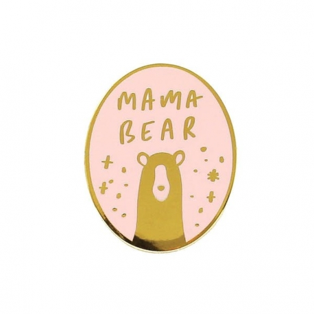 Pin's Mama Bear