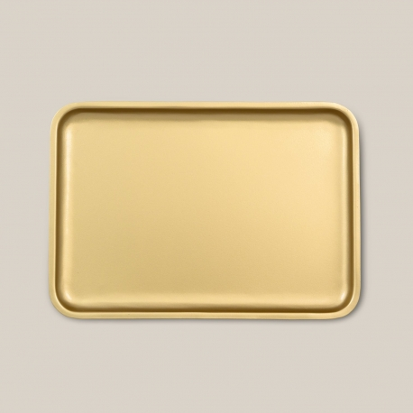 "Plateau ""The Gold Touch"""