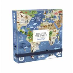 Pocket puzzle / Le Monde / A partir de 6 ans