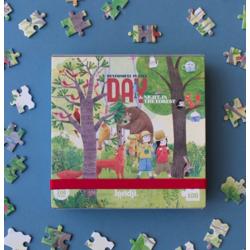 Pocket puzzle / Night and Day / A partir de 6 ans