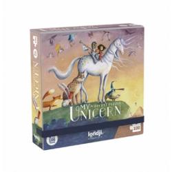 Pocket puzzle / Licorne / A partir de 6 ans