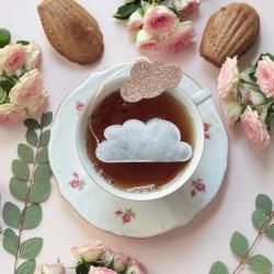 Sachets de thé Nuages / Praline