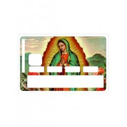 Sticker pour carte bancaire