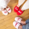 Chaussons Bisou Adulte
