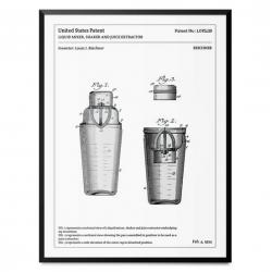 L'Affiche technique / Shaker