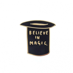 Pin's Believe in Magic