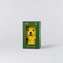 Petite veilleuse LION en silicone