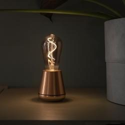 Lampe sans fil Humble One Gold