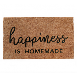 Paillasson Happiness is homemade