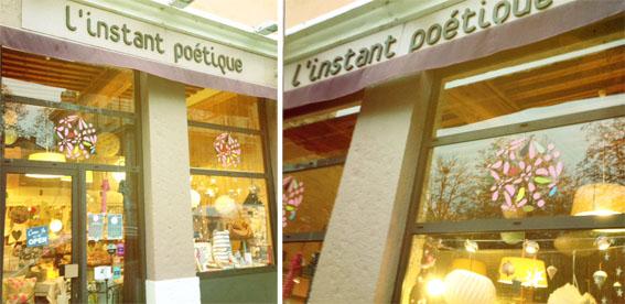 L'instant poétique, Lyon