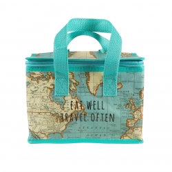 Lunch bag isotherme Feuillages