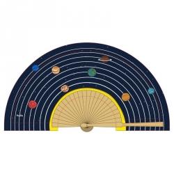 Eventail Système solaire