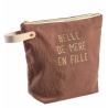 Trousse de toilette Rhubarbe Belle