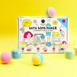 La fabrique de boules de bain