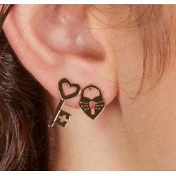 Boucles d'oreilles Clés (la paire)