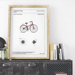 L'Affiche technique / Vélo