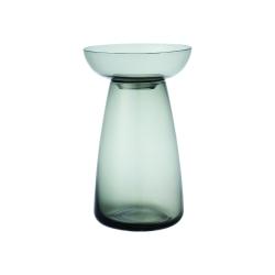 Vase aquaculture gris large