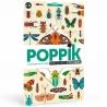 Poster éducatif Poppik / Les Insectes / 6-12 ans