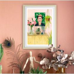 Affiche Frida A4