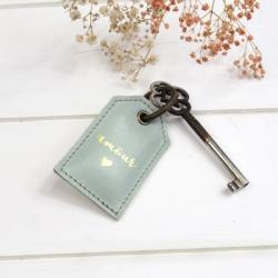 Porte-clés Amour Opaline