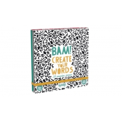 Create your words / Tampons ludiques