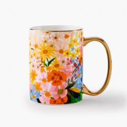 Mug en porcelaine Marguerite