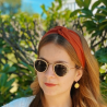 Headband Terracotta Laure Derrey
