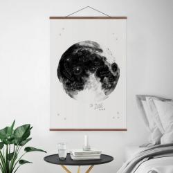Affiche Moon 30x45 cm