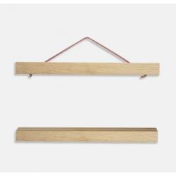 Pinces à affiche magnétiques / 41cm