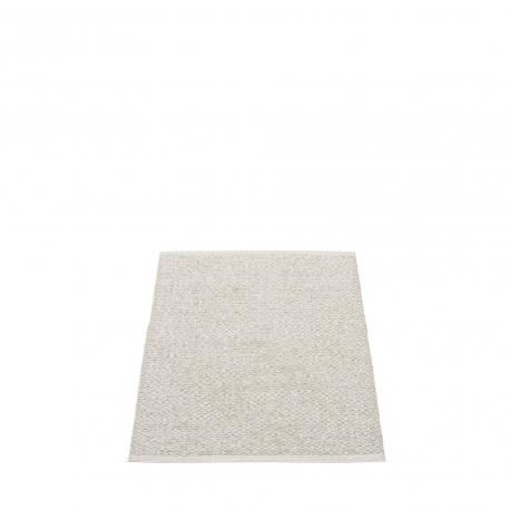Tapis Pappelina Svea Stone metallisé 60x85 cm