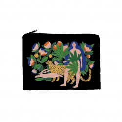 Pochette Jungle Agathe Singer