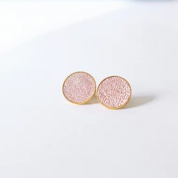 Boucles Mei / Or rose