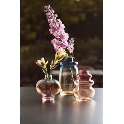 Vase Trio bleu