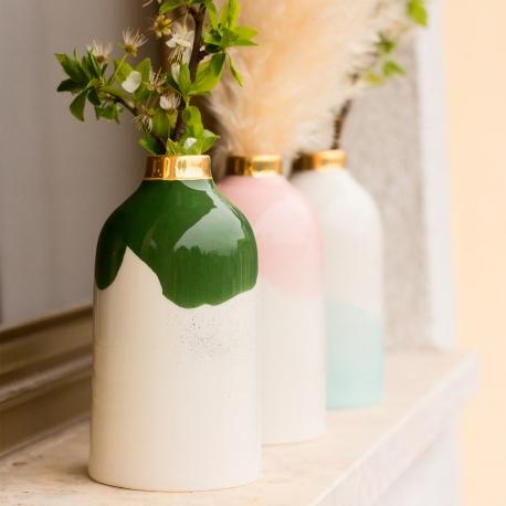 Vase Bloom Marinski / Vert sapin