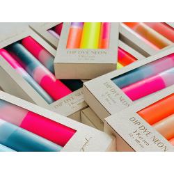 Bougies Fluo / Rainbow