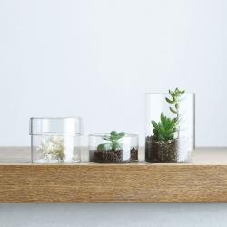 Contenant en verre Schale / Medium