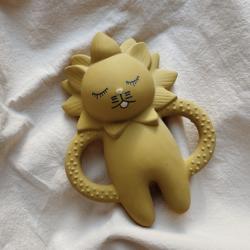 Le Lion / Jouet de dentition
