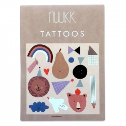 Tatouages Nuukk Happy
