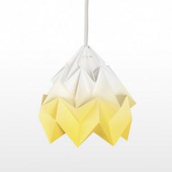 Suspension Moth Gradient Yellow