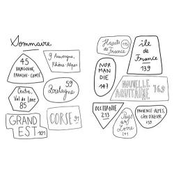 Le Guide du voyageur / La France par Zoé de Las Cases